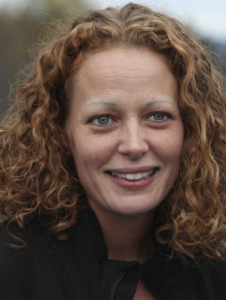 Kaci Hickox, photo by Joel Page, Reuters
