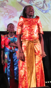 Performer for Watoto