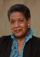 Myrlie Evers, author and civil rights activist