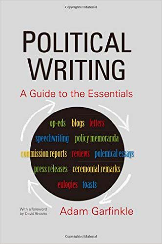 political writing-blog