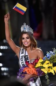 Ariadna Gutierrez, Miss Colombia