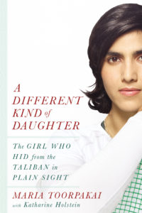 "Maria Toorpakai Pakistan Author ""A Different Kind of Daughter"""