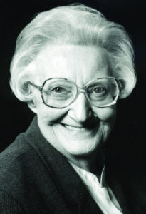 Dame Cicely Saunders, Founder of Modern Hospice